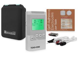 electroestimulador portátil