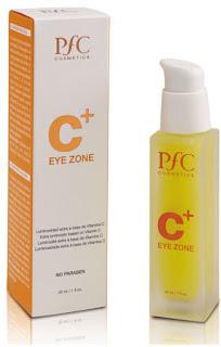 Contorno de ojos vitamina C