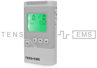 Electroestimulador TENS y EMS