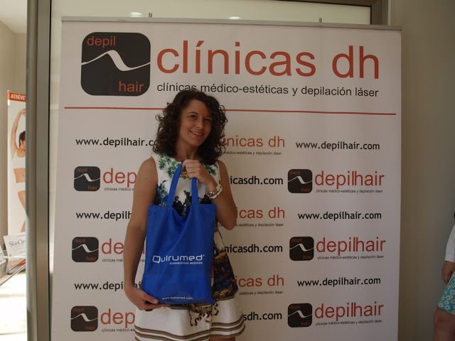 evento bloggers clinicas dh quirumed