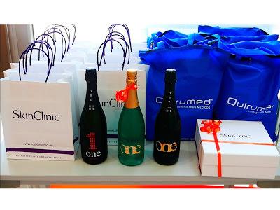 colaboradores evento bloggers clinicas dh quirumed