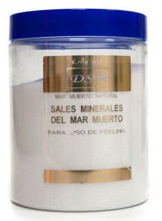 Peeling Sales Minerales del Mar Muerto