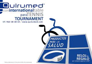 Open de Tenis Mesa Internacional Adaptado
