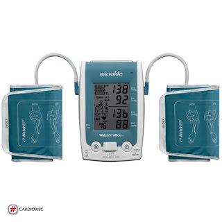 Tensiómetro digital para medir tensión y fibrilación auricular