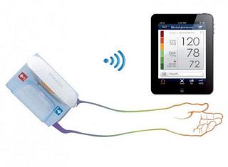 Tensiómetro de brazo iHealth
