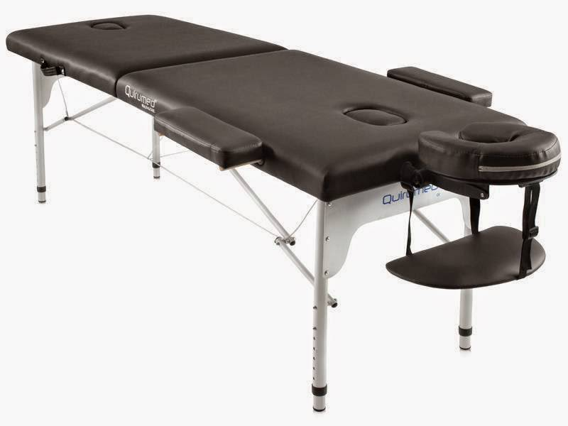 Usa la camilla adecuada para montar tu clínica de fisioterapia