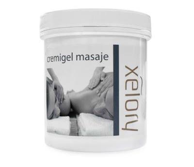 Cremigel de masaje