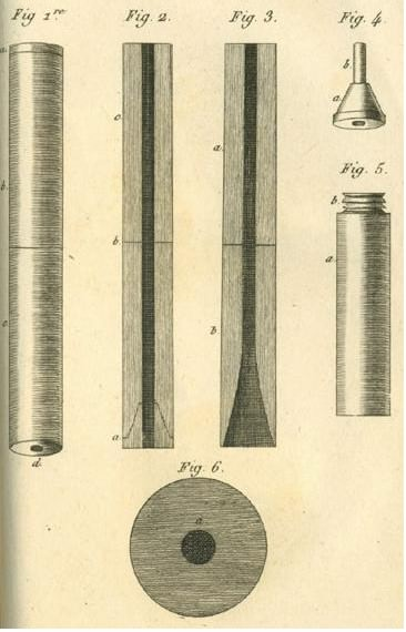 El primer fonendoscopio era básicamente un tubo que permitía tomar distancia con los pacientes.