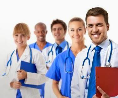 profesionales salud